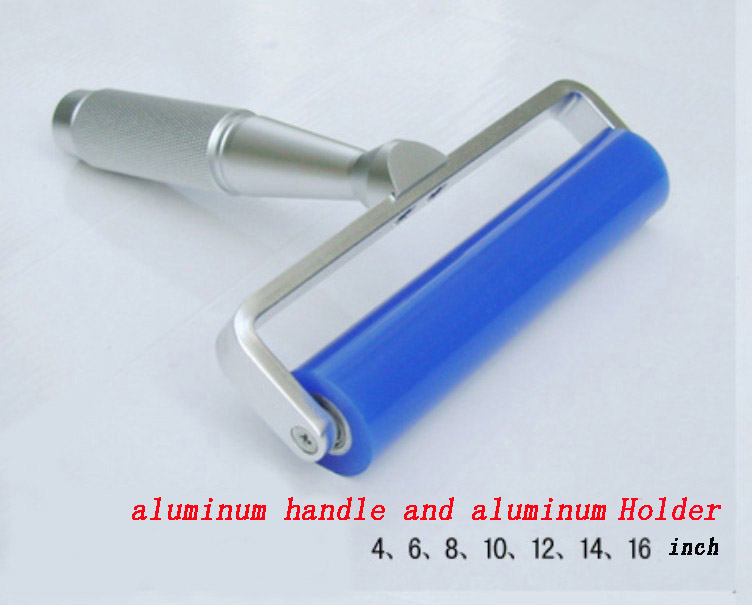 Reusable Cleanroom Silicone Roller